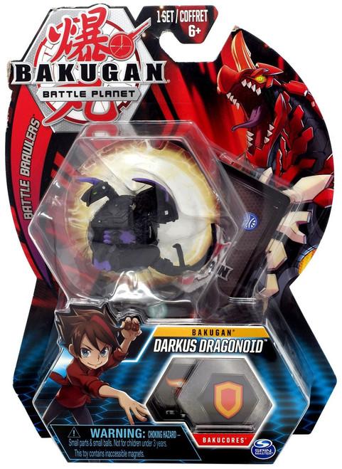 Bakugan Battle Planet Battle Brawlers Bakugan Darkus Dragonoid