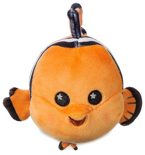 Disney Wishables Finding Nemo Submarine Voyage Nemo Exclusive 4-Inch Micro Plush