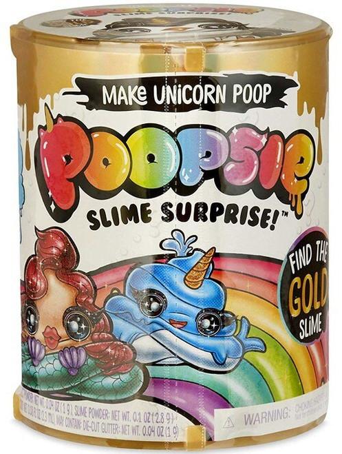 Poopsie Slime Surprise! Make Unicorn Poop Series 2 Mystery Pack
