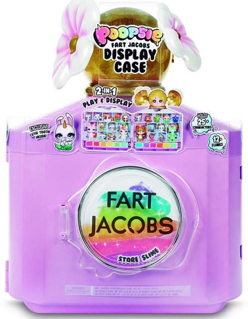Poopsie Slime Surprise! Fart Jacobs Display Case