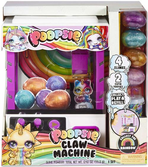 Poopsie Slime Surprise! Poopsie Claw Machine Playset Toy