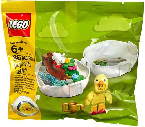 LEGO Chicken Skater Pod Set #853958