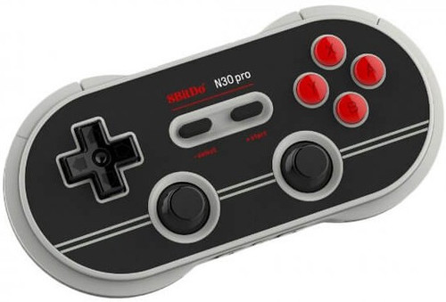 8bitdo N30 Pro2 GamePad Black Edition Mobile Bluetooth Controller