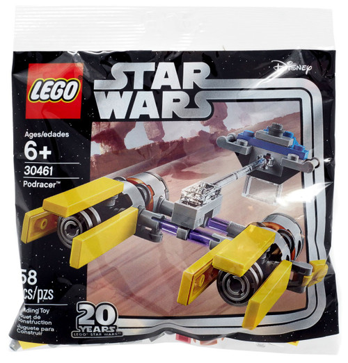 LEGO Star Wars Podracer Set #30461 [Bagged]