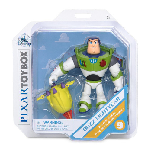 Disney Toy Story 4 Toybox Buzz Lightyear Action Figure [Blaster]