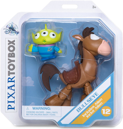 Disney Toy Story 4 Toybox Bullseye Action Figure [With Alien]