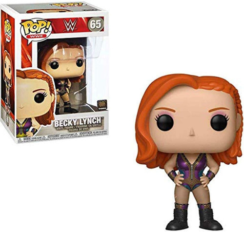 Funko WWE Wrestling POP! Sports Becky Lynch Vinyl Figure #64