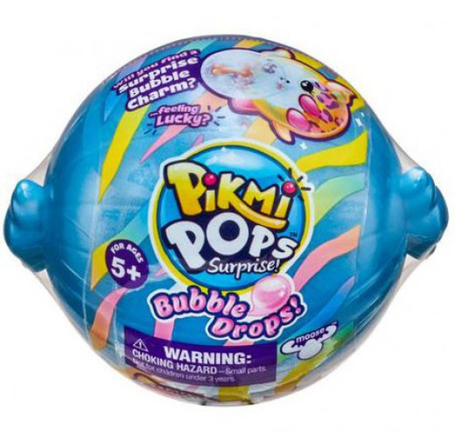 Pikmi Pops Surprise! Series 5 Bubble Drops Neon Wild Mystery Pack