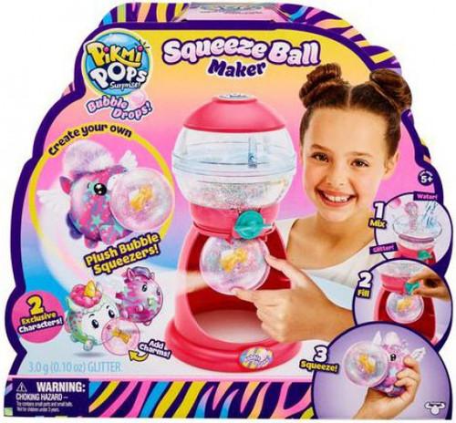 Pikmi Pops Surprise! Series 5 Bubble Drops Neon Wild Maker