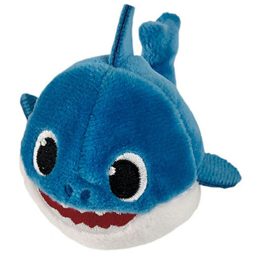 Baby Shark Daddy Shark Beanie Plush [No Sound]