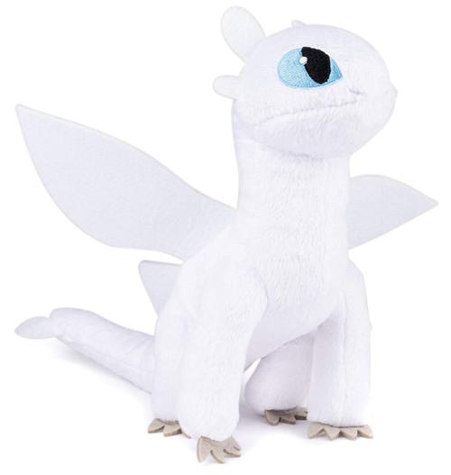 How to Train Your Dragon The Hidden World Lightfury 8-Inch Plush