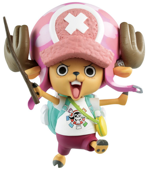 One Piece: Stampede Ichiban Tony Tony Chopper 3.34-Inch Collectible PVC Figure