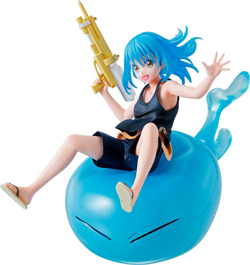 That Time I Got Reincarnated as a Slime Ichiban Rimuru Summer 7.28-Inch Collectible PVC Figure