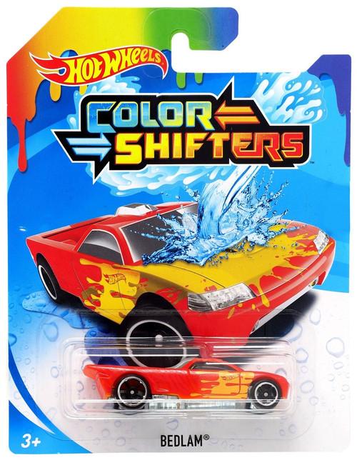 Hot Wheels Color Shifters Bedlam Diecast Car