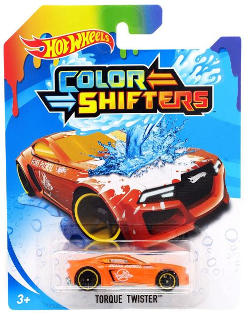 Hot Wheels Color Shifters Torque Twister Diecast Car