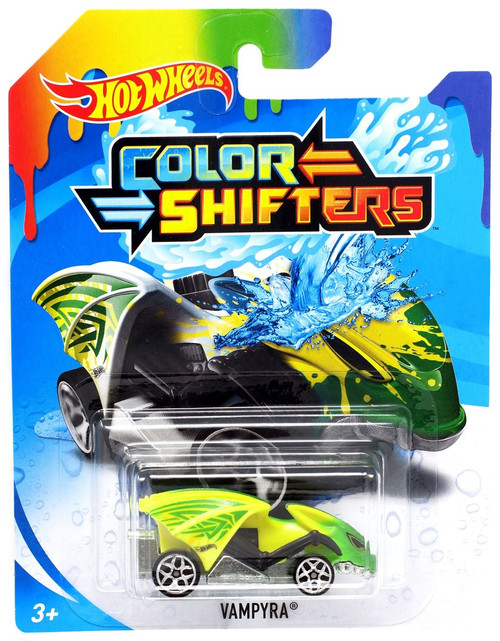 Hot Wheels Color Shifters Vampyra Diecast Car