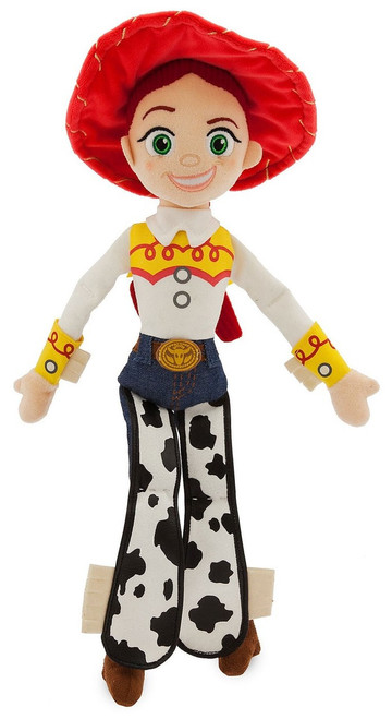 Disney Toy Story 4 Jessie Exclusive 16.5-Inch Medium Plush