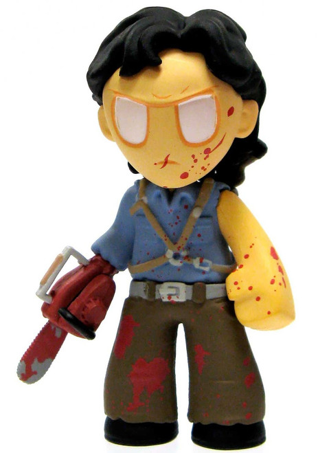 Funko Evil Dead Horror Classics Series 1 Mystery Minis Ash 2.5-Inch Mystery Minifigure [Loose]