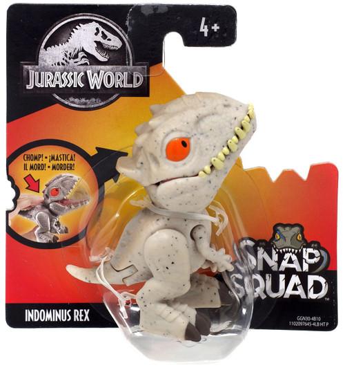 Jurassic World Snap Squad Indominus Rex Mini Figure