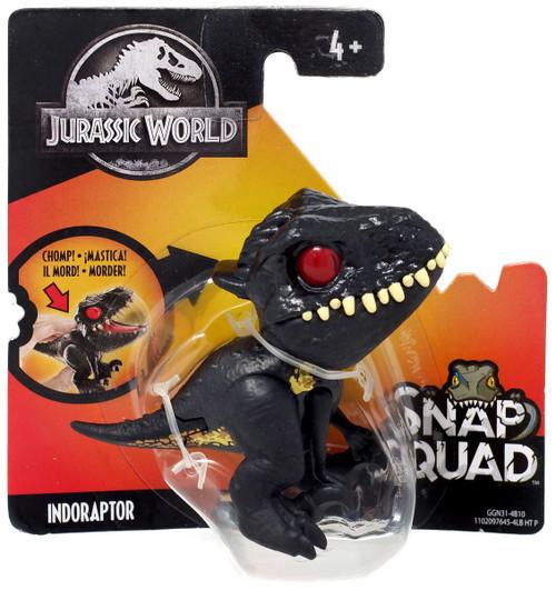 Jurassic World Snap Squad Indoraptor Mini Figure