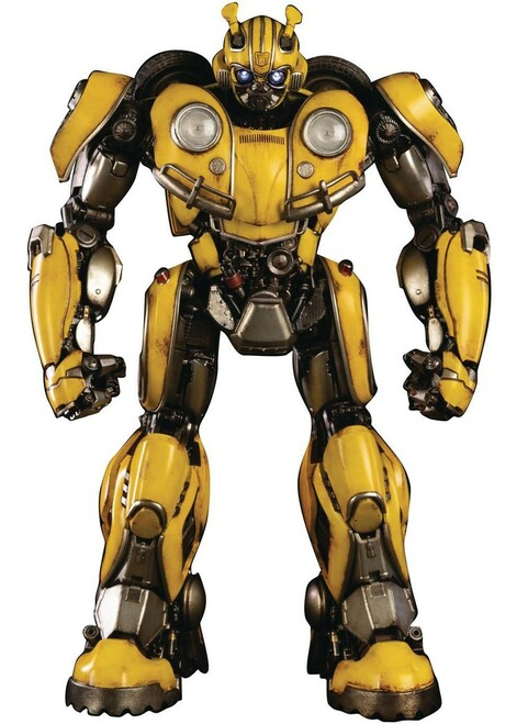 "Transformers Bumblebee Movie Bumblebee 14-Inch 14"" Premium Scale Figure [2018 Movie Version, Non-Refundable Deposit]"