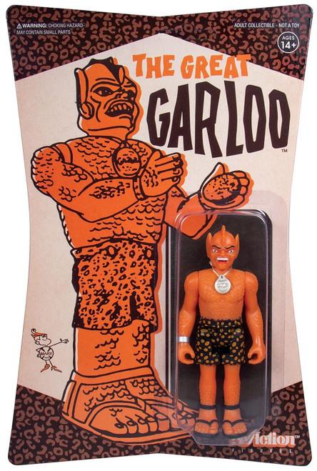 ReAction The Great Garloo Action Figure [Orange]