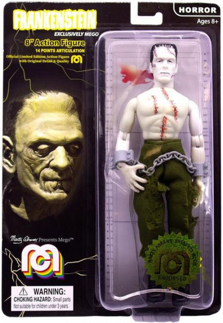 Horror Frankenstein Action Figure [Bare Chested]