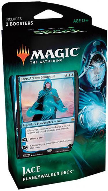 MtG Trading Card Game War of the Spark Jace Planeswalker Deck