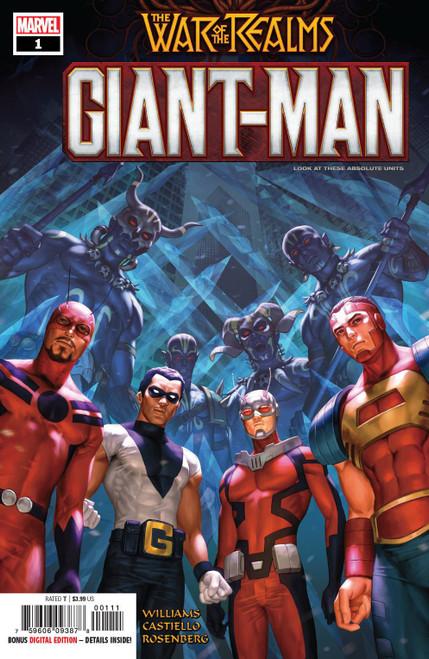 Marvel Comics Giant Man #1 Comic Book