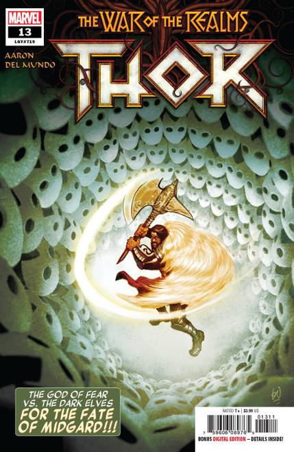 Marvel Comics Thor #13 Comic Book