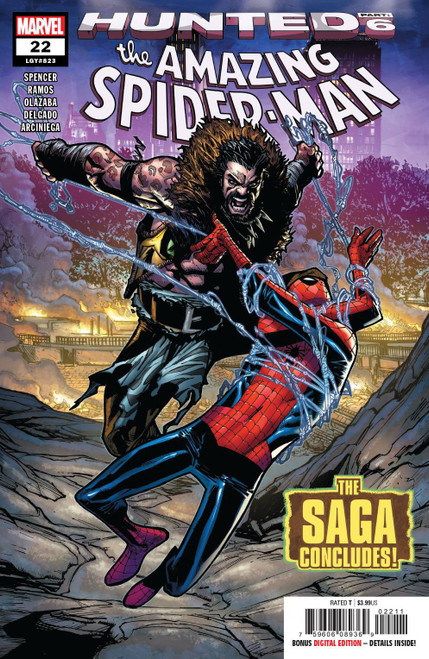 Marvel Comics Amazing Spider-Man #22 Comic Book