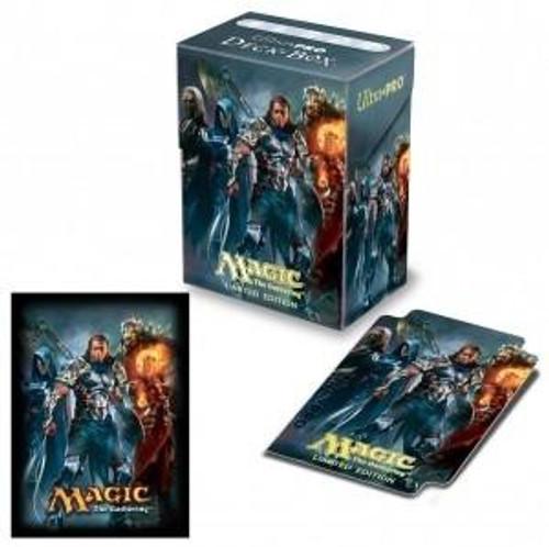 Ultra Pro MtG Trading Card Game Card Supplies Gideon Jura Deck Box