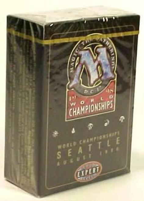 MtG Trading Card Game 1998 World Championship Brian Selden Championship Deck