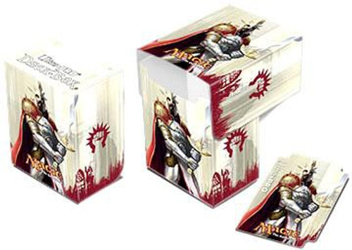 Ultra Pro MtG Trading Card Game Dragon's Maze Vorel Deck Box [White]