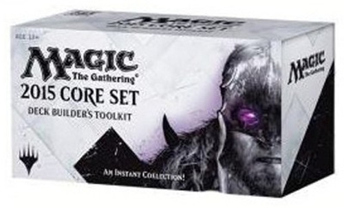 MtG Trading Card Game 2014 Core Set Magic 2014 Deck Builder's Toolkit