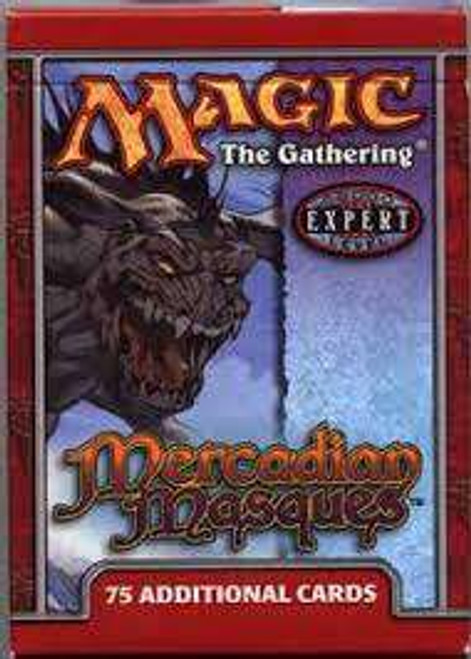MtG Trading Card Game Mercadian Masques Starter Deck