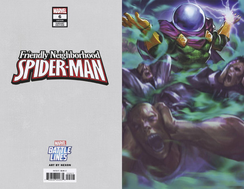 Marvel Comics Friendly Neighborhood Spider-Man #6 Comic Book [Battle Lines Variant Cover]