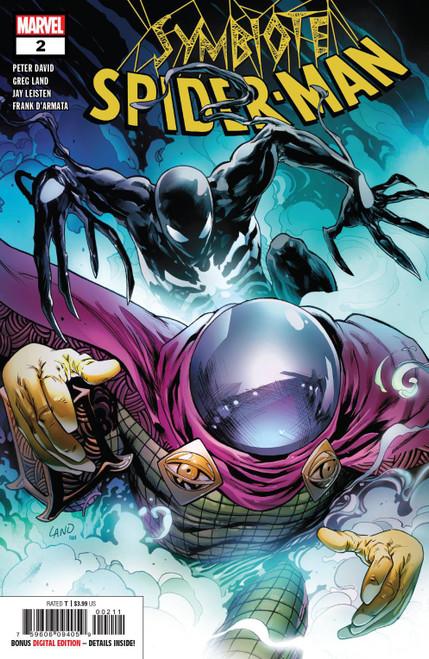 Marvel Comics Symbiote Spider-Man #2 Comic Book