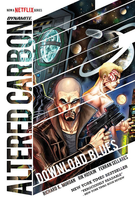 Dynamite Entertainment Altered Carbon Download Blues