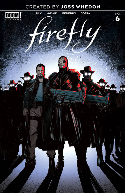 Boom Studios Firefly #6 Comic Book