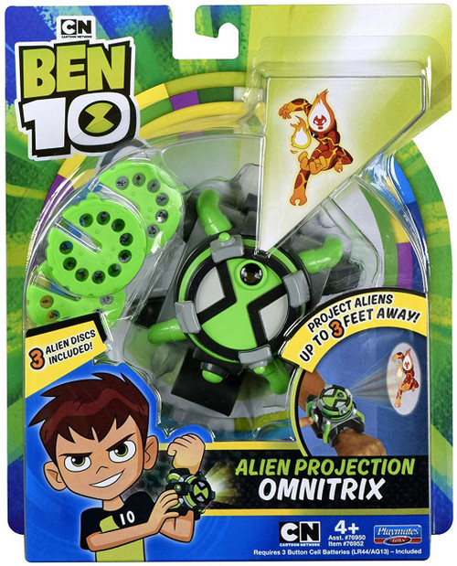 Ben 10 Alien Projection Omnitrix Roleplay Toy [New Aliens!]