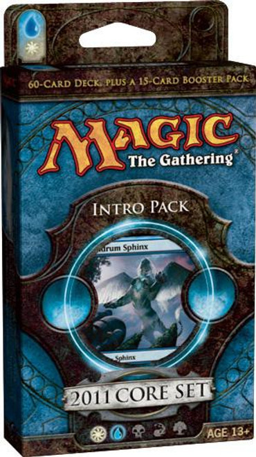 MtG Trading Card Game 2011 Core Set Power of Prophecy Intro Pack