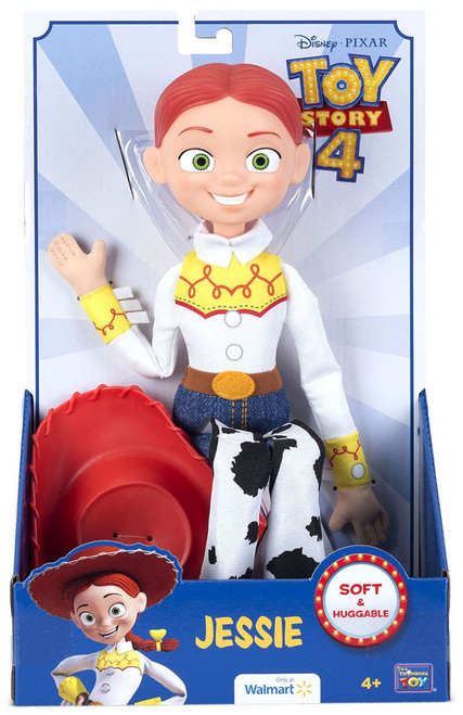 Toy Story 4 Jessie Exclusive 14-Inch Plush Doll