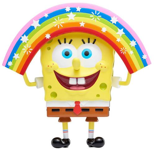 Nickelodeon SpongeBob Squarepants Masterpiece Meme Series 1 Imagination SpongeBob 8-Inch Vinyl Figure