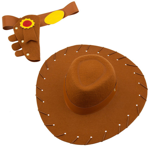Disney Toy Story 4 Woody Exclusive Costume Accessory Set