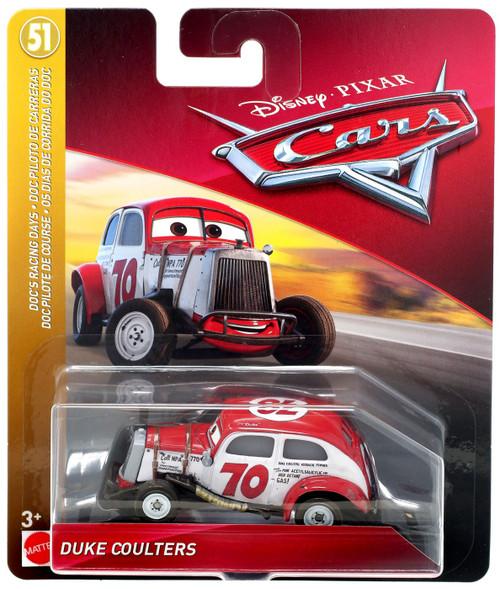 Disney / Pixar Cars Cars 3 Doc's Racing Days Duke Coulters Diecast Car