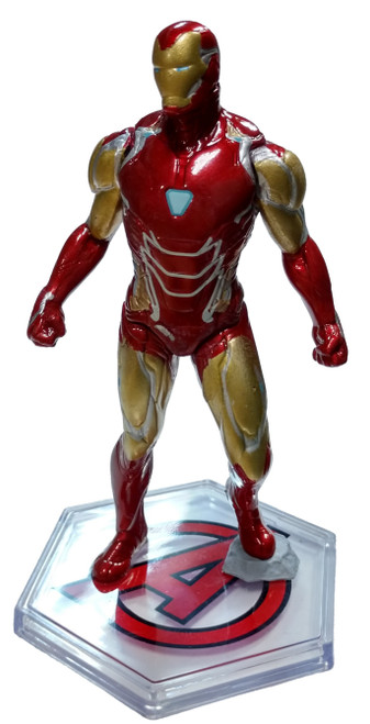 Disney Marvel Avengers Endgame Iron Man 4-Inch PVC Figure [Loose]