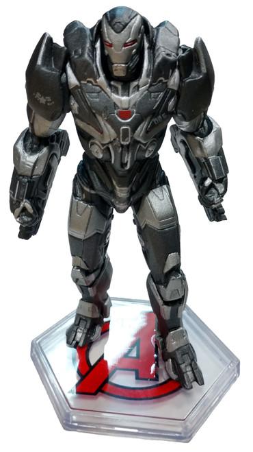 Disney Marvel Avengers Endgame War Machine 4-Inch PVC Figure [Loose]