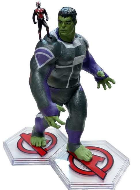 Disney Marvel Avengers Endgame Hulk and Ant-Man 5-Inch PVC Figure [Loose]