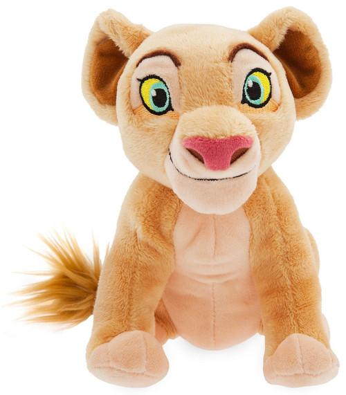 Disney The Lion King Nala Exclusive 6.5-Inch Mini Bean Bag Plush